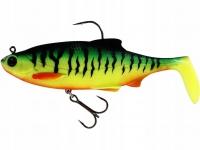 Виброхвосты WESTIN Ricky the Roach Shadtail R N R 10cm 28g Sinking Firetiger 1шт