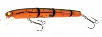 Воблер Westin Jatte Multi Jointed, 115 мм, 14 гр, плавающий, Chopper Copper