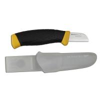 Нож Специальный В Пластиковых Ножнах Morakniv Craftline Top Q Electricians Knife