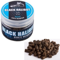 Насадка Sonik Baits Black Halibut 8Мм 90Мл