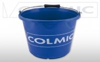 Пластиковое ведро для прикормки COLMIC BLU 12л