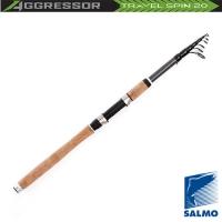 Спиннинг Salmo Aggressor Travel Spin 20 2.4m