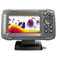 Эхолот Lowrance HOOK2-4X GPS BULLET SKIMMER CE ROW