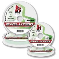 Леска Монофильная Salmo Hi-Tech Evolution 030/010