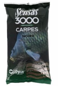 фото - Прикормка Sensas 3000 Carp Noire 1Кг