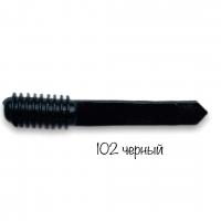 Слаги съедобные Soorex Spear 75мм черные