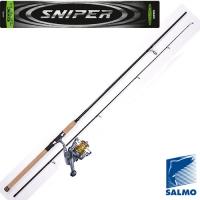 Спиннинг-Комплект Salmo Sniper Spin Set 2.10