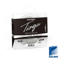 Леска Плетёная Team Salmo Tioga Silver Grey 150/170