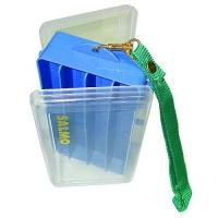 Коробка Рыболовная Пласт. Salmo 34 Double Sided