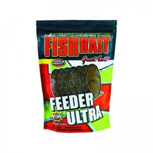 фото - Прикормка FishBait «ULTRA FEEDER» White Fish - Белая рыба 1 кг.