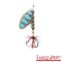 Блесна Вращающаяся Lucky John Shelt Blade 02 10.0Г 003