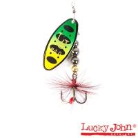 Блесна Вращающаяся Lucky John Shelt Blade 02 10.0Г 008
