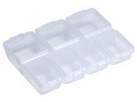 Коробка рыболовная Meiho FB-7 FLY BOX 94x70x17 7 яч.