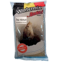 Прикормка Зимняя Сухая Mondial-F Wintermix Bream Black Fluo 1Кг