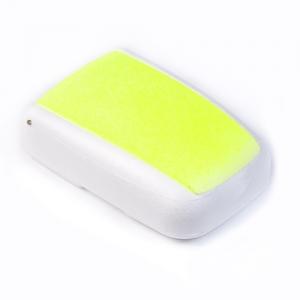 фото - Мотыльница Salmo 18 8х6х2,5см желт флюор