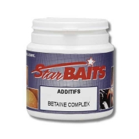 Добавка Starbaits Performance Baits Natyral Fish Attractors Betaine Complex 0,06Кг