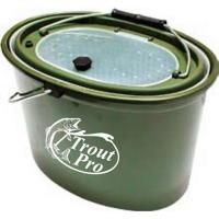 Кан Trout Pro рыболовный 5л зеленый