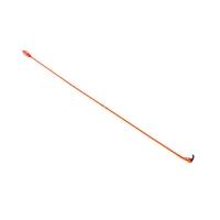 Сторожок LEVSHA Whisker Click Mono 1,5/40См Тест 0,25-1,0Г
