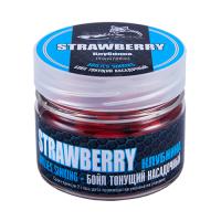 Бойлы Насадочные Тонущие Sonik Baits Strawberry 14Мм 90Мл (Клубника)