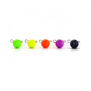 фото - Разборная чебурашка Шар, цвет Микс, 0.6г, 5шт.