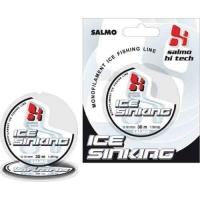 Леска Монофильная Зимняя Salmo Hi-Tech Ice Sinking 030/0.08