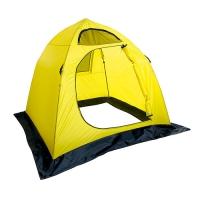 Палатка Рыболовная Зимняя Holiday Easy Ice 150Х150 Желтая