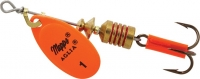 Блесна Вращающаяся MEPPS AGLIA HOT 1 Orange