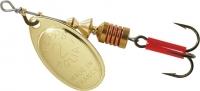 Блесна Вращающаяся MEPPS AGLIA 2 Gold