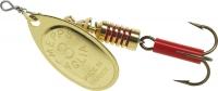 Блесна Вращающаяся MEPPS AGLIA 3 Gold
