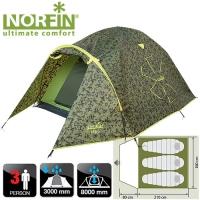Палатка 3-Х Местная Norfin Perch 3 Nc