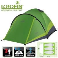 Палатка 3-Х Местная Norfin Perch 3 Nf