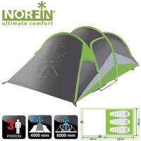 Палатка Алюминиевые Дуги 3-Х Местная Norfin Salmon 3 Nf