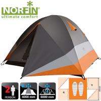 Палатка Алюминиевые Дуги 2-Х Местная Norfin Begna 2 Ns