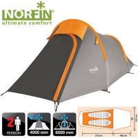 Палатка Алюминиевые Дуги 2-Х Местная Norfin Roxen 2 Ns