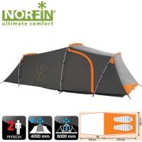 Палатка Алюминиевые Дуги 2-Х Местная Norfin Otra 2 Alu Ns