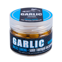 Бойлы Насадочные Тонущие Sonik Baits Garlic 14Мм 90Мл (Чеснок)