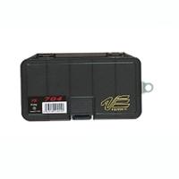 Коробка Рыболовная Meiho Vs-704 Black 161X91X31