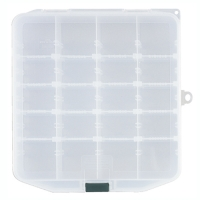 Коробка Рыболовная Meiho Sfc Fly Case Ol 205X187X45