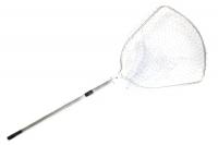 Подсачек ECO-PRO 70*60, рукоятка 2,3 М серый