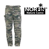 Штаны Norfin Nature Camo 01 Р.s