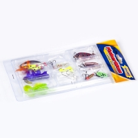 Блесны Mix Fisherman Комплект