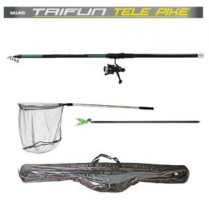 фото - Удочка-Комплект Salmo Taifun Tele Pike Combo 3.6