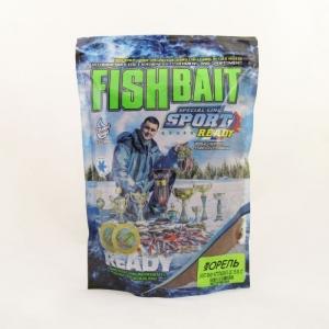 "фото - Прикормка готовая FishBait ""Ready sport"" Форель 0.75кг"