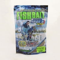 """Прикормка готовая FishBait """"Ready sport"""" Крупная рыба 0.75кг"""