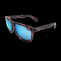 Очки поляризационные Yoshi Onyx оправа каштановая, синие линзы