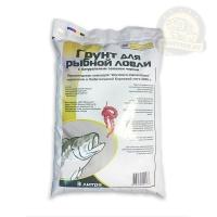 Грунт для рыбной ловли с запахом червя 3л