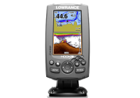 Эхолот Lowrance Hook-4 Mid/High/DownScan