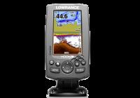 Эхолот Lowrance Hook-4 Mid/High/DownScan