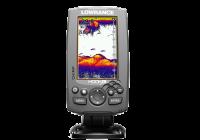 Эхолот Lowrance Hook-4x Mid/High/DownScan