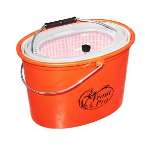 фото - Кан Trout Pro рыболовный 5л оранжевый